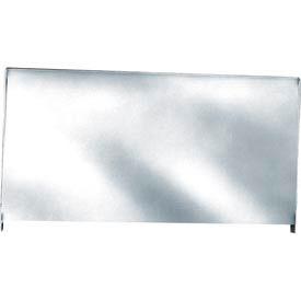 "Solid Reinforced Shelf, 21"" x 60"""