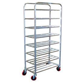 "Winholt Aluminum Universal Cart UNAL-8-WEG  8 Shelves 32""L x 16""W x 67""H"