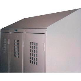 """Winholt Slope Top Crown Kit WLST-12 For Winholt Lockers - 12"""" D"""