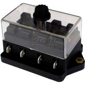 Battery Doctor® ATO/ATC 4-Way Fuse Block - 30110-7