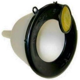 Funnel King® Extra Heavy-Duty 24 oz. Funnel w/ Screen & Splash Ring - 90150
