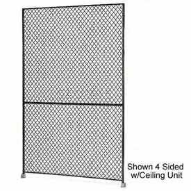"Husky Rack & Wire 1-1/2"" Wire Mesh Panel 5' Wide x 7' Tall"