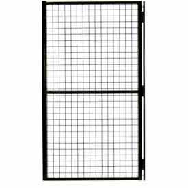 "Matrix Guard Machine Enclosure Swing Door, 3' W x 5' 6"" H"