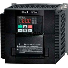 Hitachi Frequency Inverter, 5(7.5) HP, 380-480V, WJ200-040HF