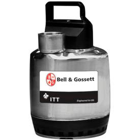 """Bell & Gossett SS0711AF 3/8"""" Submersible Sump Pump - 0.75 HP- 115V - Built-In Wide Angle Switch"""
