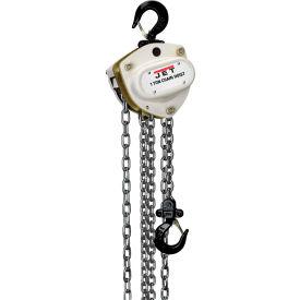 JET® L100 Series Manual Chain Hoist 1 Ton, 10 Ft. Lift