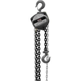 JET® S90 Series Manual Chain Hoist 1-1/2 Ton, 15 Ft. Lift