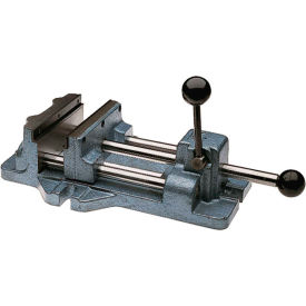 """Wilton 13403 Model 1208 8"""" Jaw Width 2"""" Jaw Opening Cam Action Drill Press Vise"""