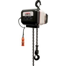 JET® VOLT Series Electric Chain Hoist 2 Ton, 10 Ft. Lift, 1/3 Phase, 230V