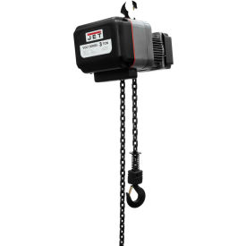 JET® VOLT Series Electric Chain Hoist 3 Ton, 15 Ft. Lift, 3 Phase, 460V