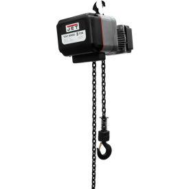 JET® VOLT Series Electric Chain Hoist 3 Ton, 20 Ft. Lift, 3 Phase, 460V