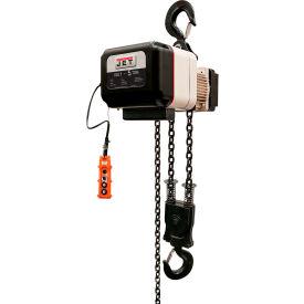 JET® VOLT Series Electric Chain Hoist 5 Ton, 15 Ft. Lift, 1/3 Phase, 230V