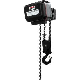 JET® VOLT Series Electric Chain Hoist 5 Ton, 20 Ft. Lift, 3 Phase, 460V