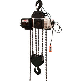 JET® VOLT Series Electric Chain Hoist 10 Ton, 10 Ft. Lift, 1/3 Phase, 230V