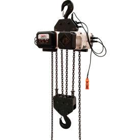 JET® VOLT Series Electric Chain Hoist 10 Ton, 20 Ft. Lift, 1/3 Phase, 230V