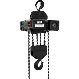 JET® VOLT Series Electric Chain Hoist 10 Ton, 20 Ft. Lift, 3 Phase, 460V