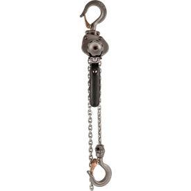 JET® JLH Series Compact Lever Chain Hoist 1/2 Ton, 10 Ft. Lift