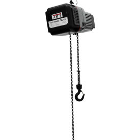 JET® VOLT Series Electric Chain Hoist 1/4 Ton, 10 Ft. Lift, 1/3 Phase, 230V