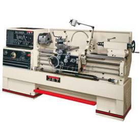 GH-1460ZX Lathe, 300S DRO, Taper Attachment