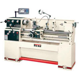 GH-1440W-3 Lathe, ACU-RITE 200S DRO, Collet Closer