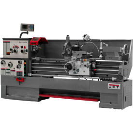 Jet 321597 GH-1880ZX Large Spindle Bore Lathe W/Acu-Rite 300S DRO & Taper Attachment, 7-1/2 HP