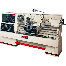 Jet 321930 GH-1640ZX, Large Spindle Bore Lathe, 7-1/2 HP