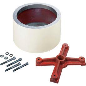 "JET 350096 8"" Riser Block, For Milling Machine Models 690050, 690060, & 690062"