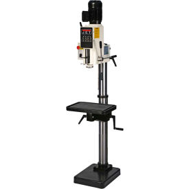 Jet 354027 J-A2608-1 20 Gear Head Drill Press, 120V, 1-Phase