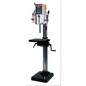 Jet 354031 J-A2608M-PF4 20 Gear Head Drill Press W/Powerfeed, 440V, 3-Phase