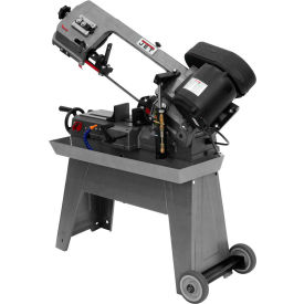 Click here to buy Jet 414461 J-3130 5 X 8 Horizontal Dry Band Saw.