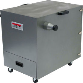 JET 414700 Model JDC-501 490 CFM 1-Phase 115/230V Cabinet Dust Collector For Metal