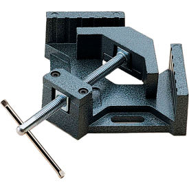 "Wilton 44324 Model AC-324 4""Throat 2-3/4"" Miter Cap. 1-3/8"" Jaw Height 90° Angle Clamp - Pkg Qty 4"