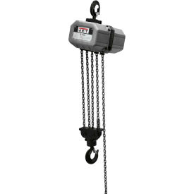 JET SSC Series Electric Chain Hoist 5 Ton, 15 Ft. Lift, 3 Phase, 230V/460V by