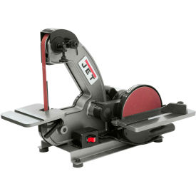 Jet 577003 J-4002 1W X 42L Bench Belt & Disc Sander
