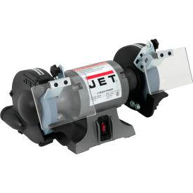 """JET 577101 Model JBG-6A 1/2 HP 1-Phase 115V 6"""" Industrial Bench Grinder"""