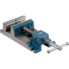 "Wilton 63242 Model 1445 4-3/4"" Jaw Width 1-7/8"" Jaw Depth Rapid Acting Nut Drill Press Vise"