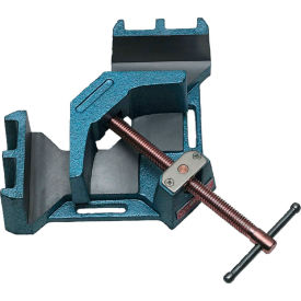 """Wilton 64002 Model AC-326 4-3/8"""" Miter Cap. 2-3/8"""" Jaw Height 4-1/8"""" Jaw Length 90° Angle Clamp - Pkg Qty 2"""