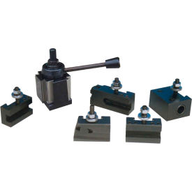 "JET 650295 BXA Wedge Tool Post Set 10-15"" Lathe Capacity by"