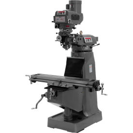 JET JTM-4VS Mill - Air Powered Drawbar - 692198