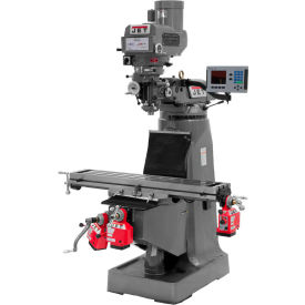 JTM-4VS Mill, 200S 3Q Acu, X, Y, Knee Powerfeed