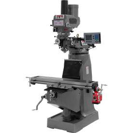 JTM-4VS Mill W/200S DRO 3AXIS Q &X-TPFA