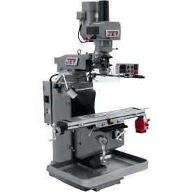 JET JTM-949EVS Mill - X-Axis Powerfeed - Air Powered Drawbar - 690609