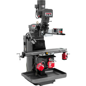 JET JTM-949EVS Mill - X, Y and Z-Axis Powerfeeds - 698158