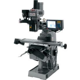 JET JTM-949EVS/230 Mill - 3-Axis Acu-Rite G-2 MillPWR CNC - 691411