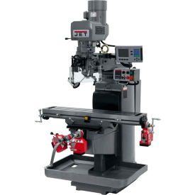 JET JTM-1050EVS2/230 Mill - X, Y and Z-Axis Powerfeeds - 690510
