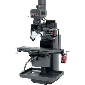JET JTM-1050EVS2/230 Mill - Newall DP700 DRO - X-Axis Powerfeed - 698154