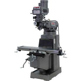 JTM-1050 Mill, C80 DRO, Air POWER Draw Bar