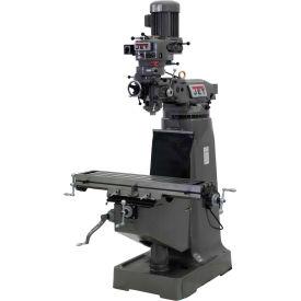 JET JTM-2 Mill - Newall DP500 DRO - X-Axis Powerfeed - 690608