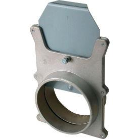 """JET JW1142 4"""" Aluminum Blastgate for JET Dust Collectors - Pkg Qty 16"""