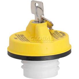 Stant Yellow Flex Fuel Regular Locking Fuel Cap - 10504Y - Pkg Qty 2